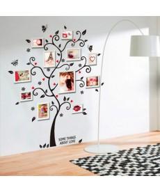 Samolepka na zeď - strom