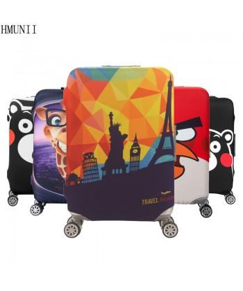 Ochranný obal na cestovní kufr ve více velikostech a mnoha provedeních