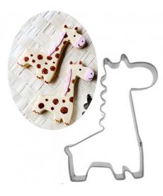 Formička na cukroví žirafa