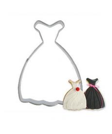 Formička na cukroví šaty