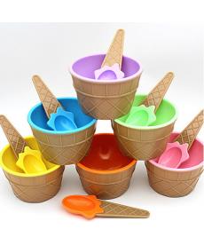 Misky na zmrzlinu