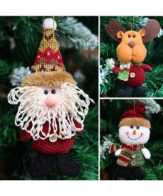 Vánoční ozdoby - typické postavičky