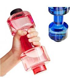 Sportovní láhev na vodu/činka