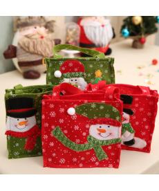 Vánoční dekorační taška