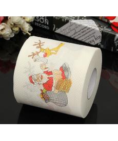 Vánoční toaletní papír