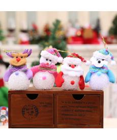 Svítící vánoční ozdoba