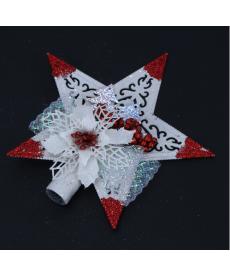 Vánoční hvězda na stromeček