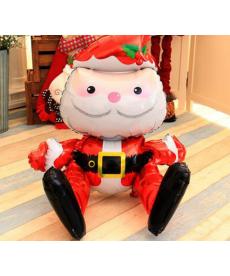 Vánoční nafukovací balón Santa