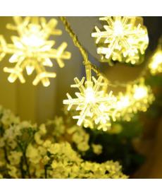 LED barevný svítící řetěz
