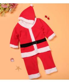 Santa obleček pro batole