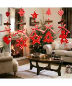 Vánoční dekorační ozdoba
